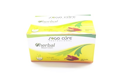 Sogo Cure Haldi Chandan Herbal Bleach Cream 250 gm