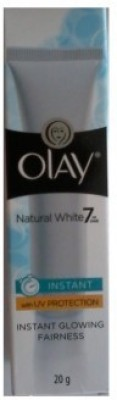Olay Natural White Light Instant Glowing Fairness Serum