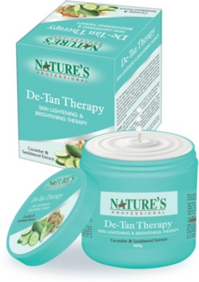 natures professional de tan therapy