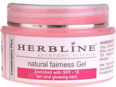 Herbline Natural Fairness Gel