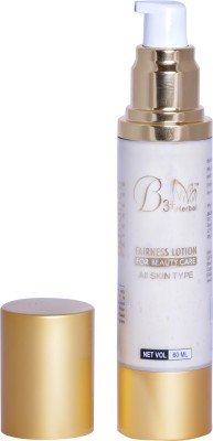 B 3+ HERBAL Fairness Lotion