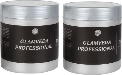 Glamveda D TAN PACK OF TWO