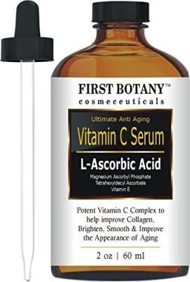 First Botany Cosmeceuticals Vitamin C Serum(60 ml)