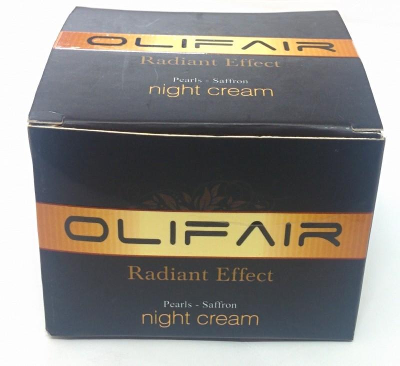 Olifair Radiant Effect Night Cream(50 g)