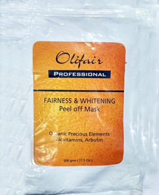 Olifair Fairness and Whitening Peel Off Mask(500 g)