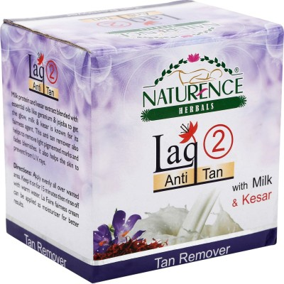 Naturence Harbal Laq Anti Tan