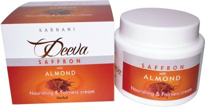 KARNANI Deeva Saffron with Almond Cream (Herbal)