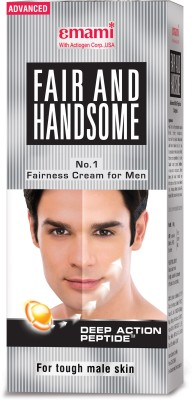 Emami Fair & Handsome Fairness Cream-60g*2