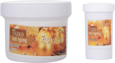 Econature Gold Bleach Cream(43 g)