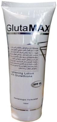 Gluta Max Skin Lightening Herbal Lotion With Spf 15 And Premium Glutathione