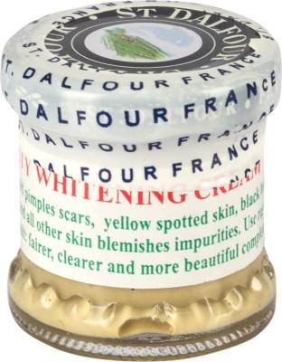 Nunnuskincare St Dalfour Skin Whitening Cream Steamy Variant {Flipina Beauty}