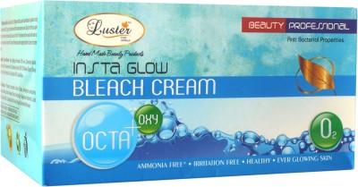 Luster Insta Glow Octa + Oxy Bleach Cream (with Pre Bleach Cream & Post Bleach Pack)