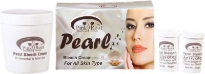Pink Root Pearl Bleach Cream