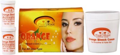 Pink Root Orange Bleach Cream