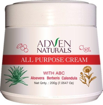 Adven Naturals Aloevera Beberis Calendula (Pack of 2)