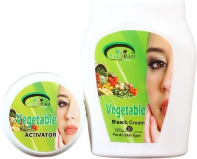 Pink Root Vegetable Bleach Cream