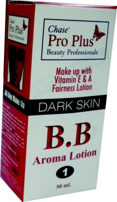 Chase Pro Plus BB Lotion No. 1 (Dark Skin)