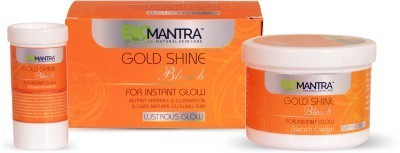 BioMantra Gold Shine Bleach