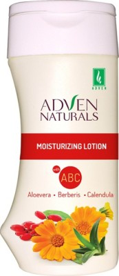 Adven Naturals Moisturizing Lotion (Pack of 2)