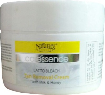 NatureS Essence Lacto Bleach Tan Removal Cream