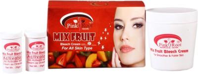 Pink Root Mix Fruit Bleach Cream