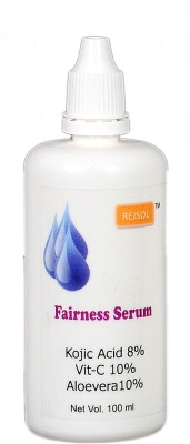 Rejsol Fairness Serum Kojic Acid 8%, Vitamin C 10, Aloevera
