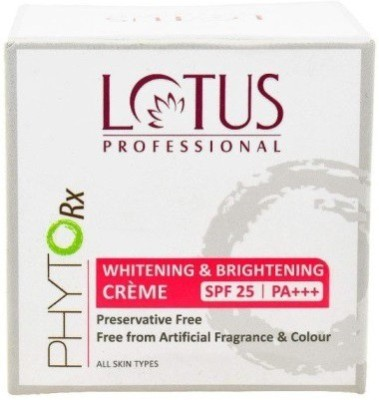 Lotus Professional Phyto Rx Whitening and Brightening Creme