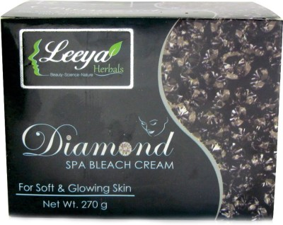 Leeya Diamond SPA Bleach Cream 270gm(270 g)