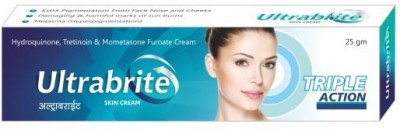Ultrabrite Triple Action Skin Cream