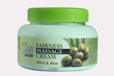 SoftTouch Olive & Aloe Fairness massage cream
