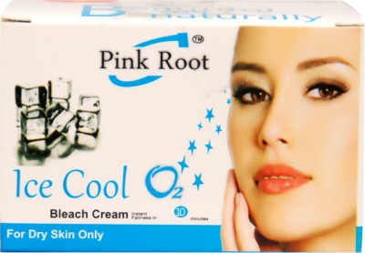 Pink Root Ice Cool O2 Bleach