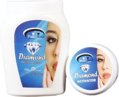 Pink Root Diamond Bleach Cream