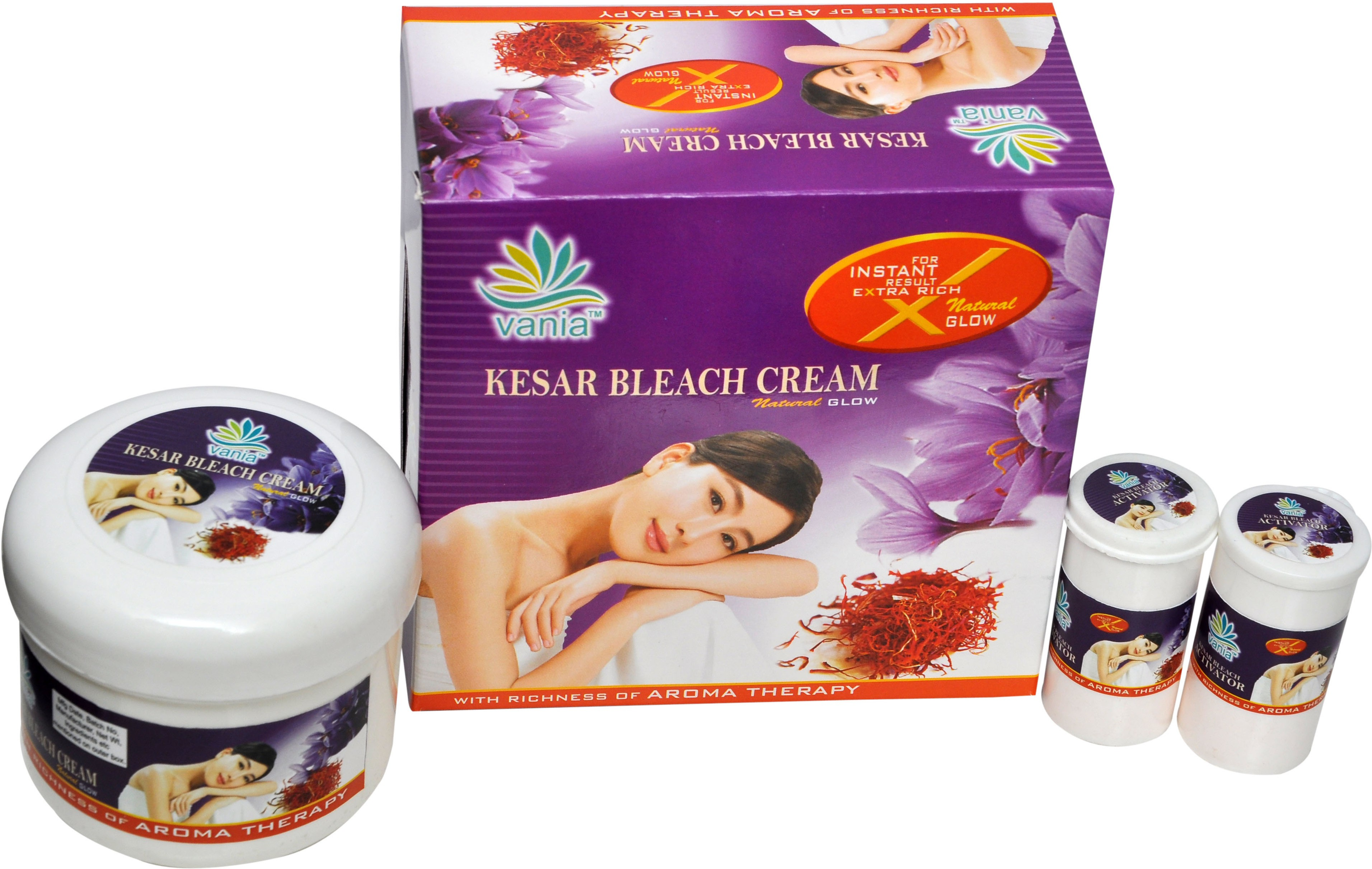 Vania Kesar Bleach Cream