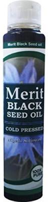 Merit Black Seed Oil/Kalonji Oil Cold Pressed Seed Oil Anti-Ageing,Nourishing 100ML(100 ml)