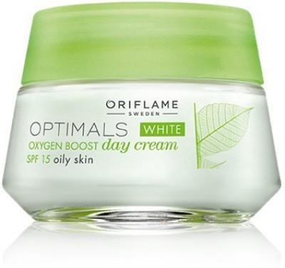 Optimals White Oxygen Boost Day Cream SPF 15 Oily Skin