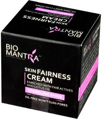 BioMantra Skin Fairness Cream