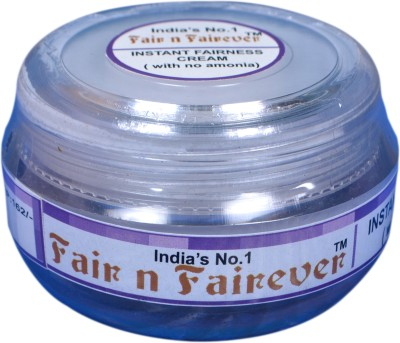 Fair n Fairever Instant Fairness Cream ( With No Added Ammonia )(Pack Of 2)