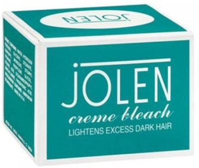 Jolen Creme Bleach Lightness Excess Hair Dark