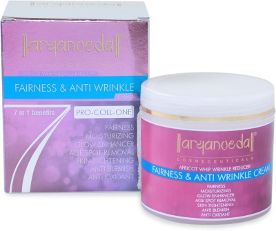 Aryanveda Herbals Fairness & Anti Wrinkle