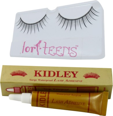 Forteens Kidley Adhesive With Eyelashes
