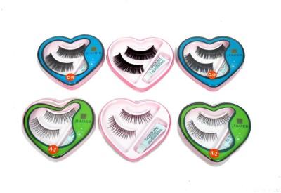 ARIP Eye Lashes with Lashes Glue (Combo)