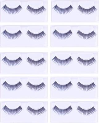 Majik Charming Eyelashes (Pack Of 10 Pairs)