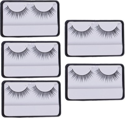 Majik Charming Eyelashes (Pack Of 5 Pairs)