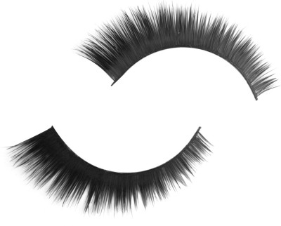 Magideal Natural Mink Hair Thick Eye Lashes(Pack of 2)
