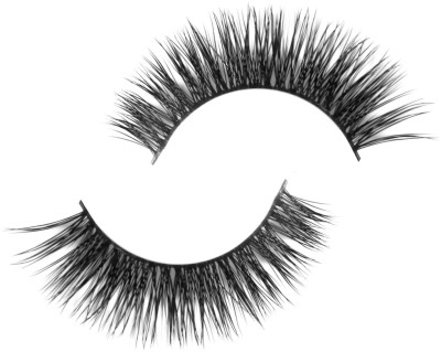 Magideal Mink Hair Thick Long Eye Lashes(Pack of 2)
