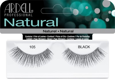 Ardell Natural Strip Lashes105 Black