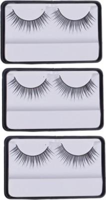 Majik Charming Eyelashes (Pack Of 3 Pairs)