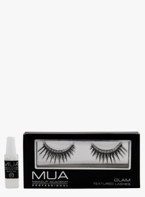MUA Makeup Academy LENGTHENING LASHES GLAM(Pack of 1)