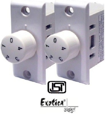 Exotica P-1 Step-Type Button Regulator