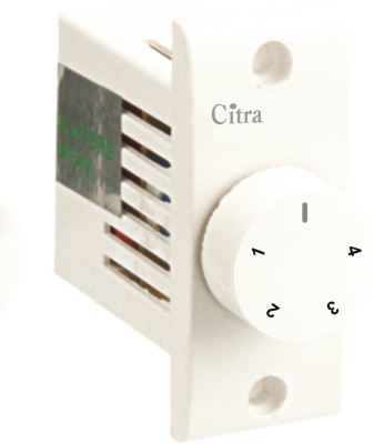 Citra 033 Step-Type Button Regulator